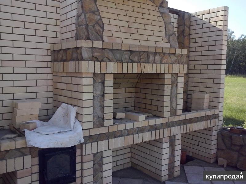 Строительство/Ремонт/Чистка  печей, каминов, дымохдов