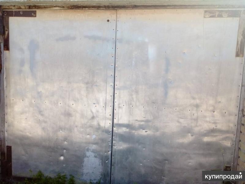 Тёплый сухой гараж на Телецентре