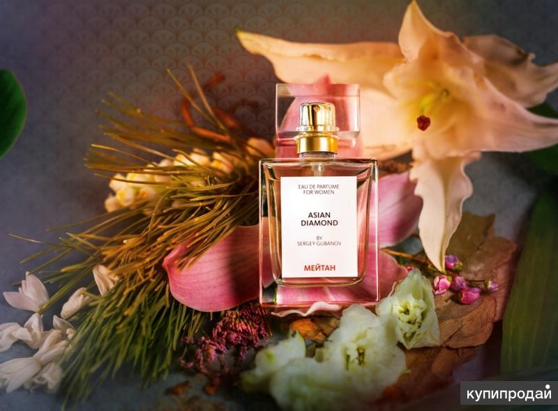 селективный парфюм на основе натуральных французских масел