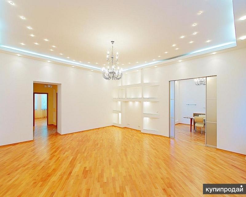 Ремонт квартир, ванных комнат и туалетов под ключ