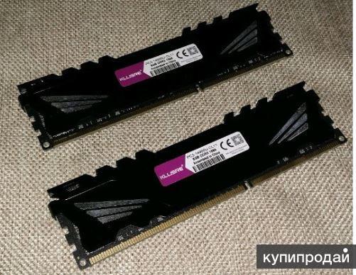 Память DDR3 8GB KHX1866C10D3/8G CL10