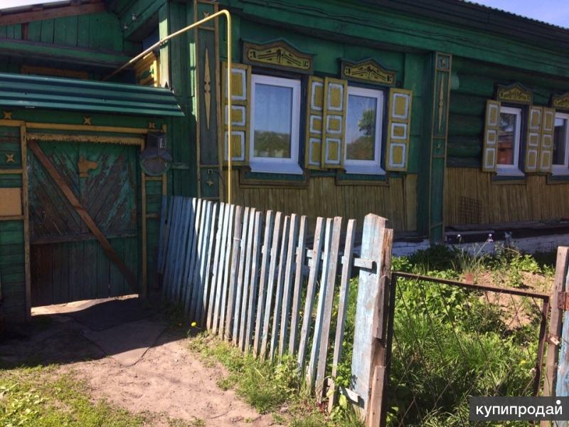 Продается благоустроенный дом, комнаты раздельно, сделан косметический ремонт.