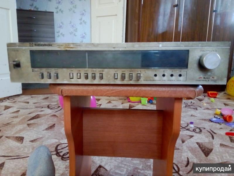 Тюнер-т-101 радиотехника