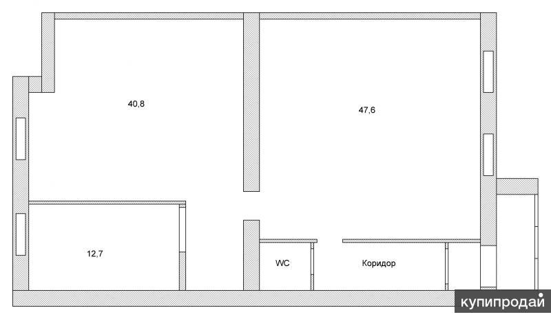 Продам офисное помещение с арендатором