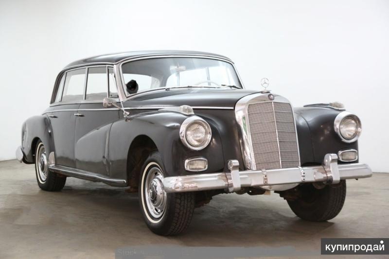 1959 Mercedes-Benz 300 D Adenauer
