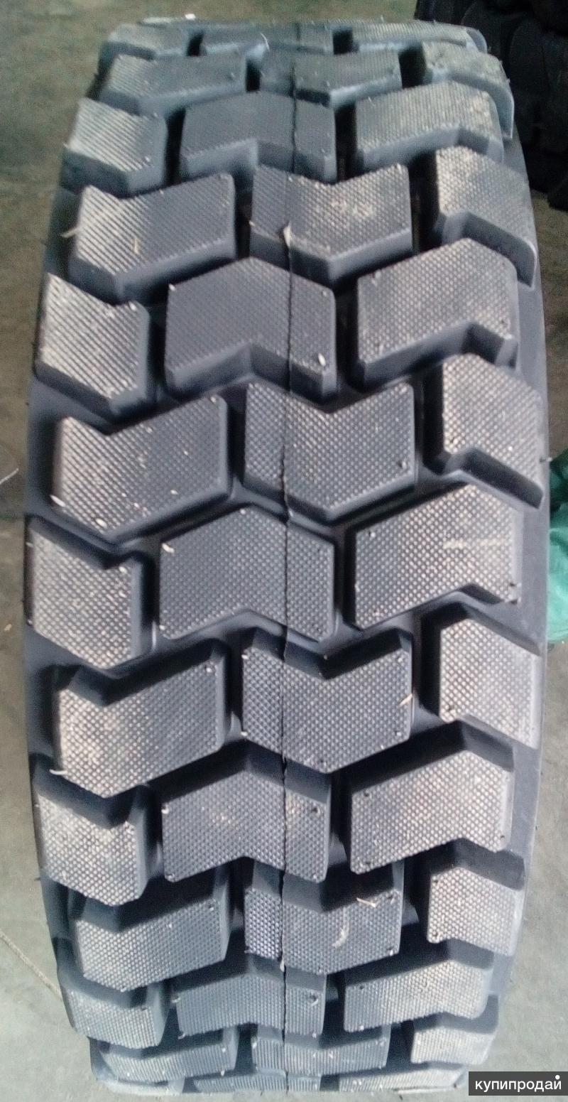 Шины ЕККА 12-16.5(протектор шашка) на мини погрузчик