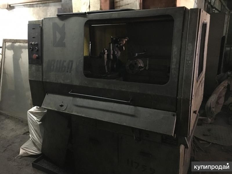 Полуавтомат токарный револьверный одношпиндельный 1В116П