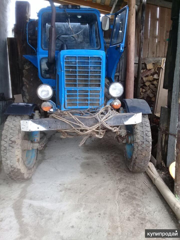 Продается трактор МТЗ-80