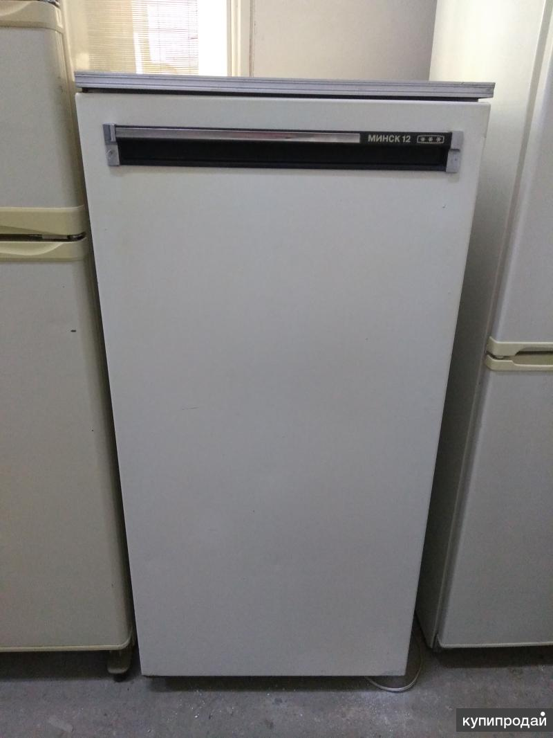 "Маленький хороший холодильник ""Бирюса"""