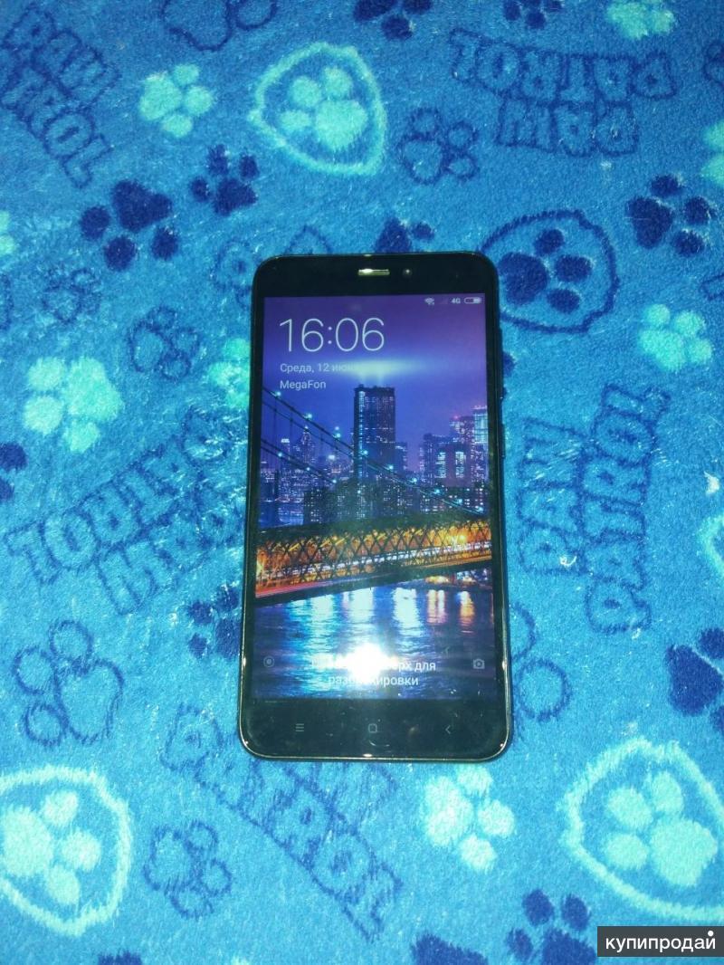 Телефон Xiaomi Redmi x4