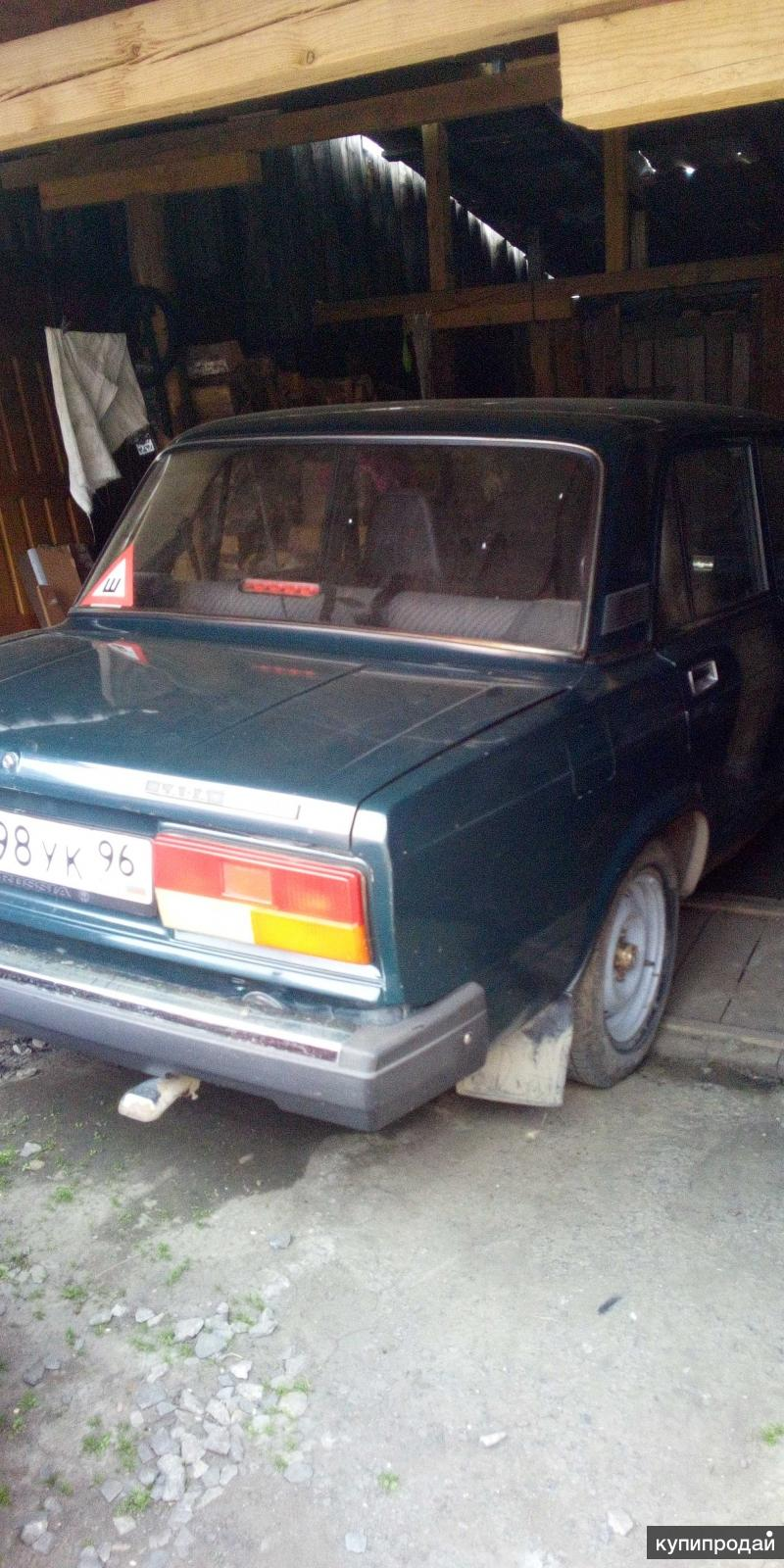 ВАЗ 2107, 2008