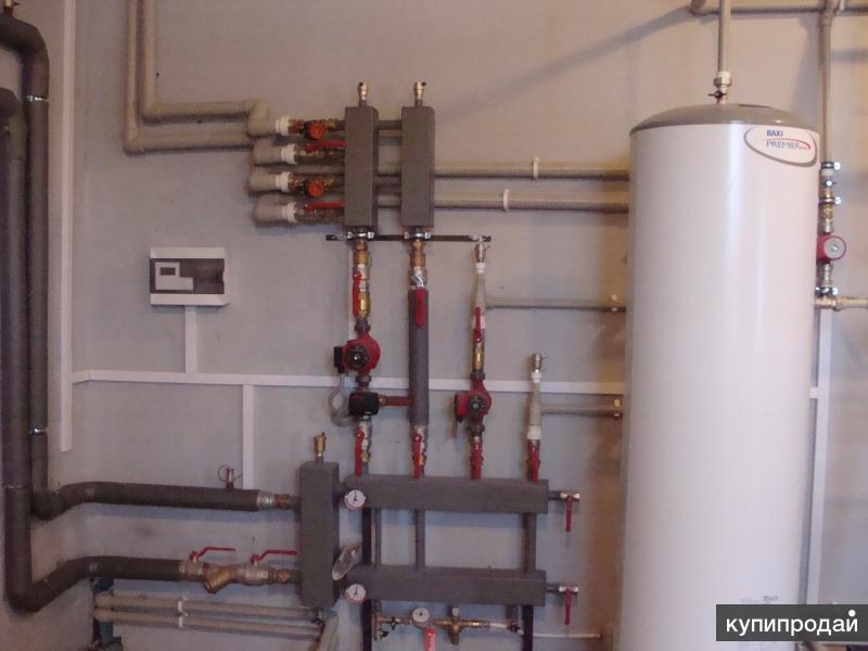 Пять преимуществ монтажа отопления с проектно-монтажным центром Везувий