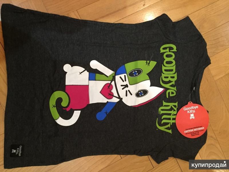 Новая  кофта - футболка на 146-152