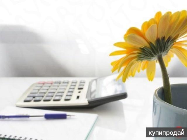 Бухгалтерские услуги, ведение, сдача отчетности
