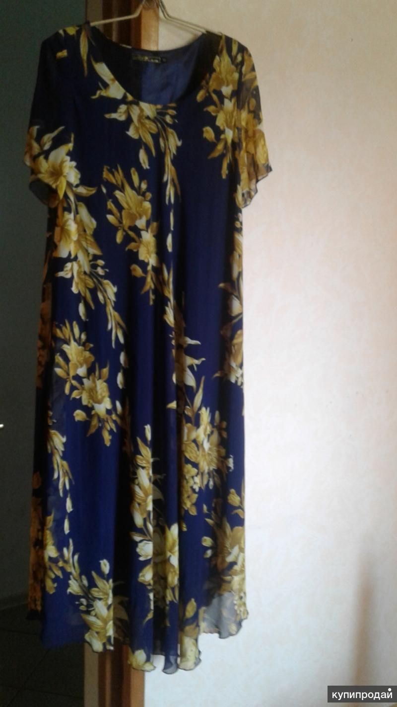 продается платье (шифон)