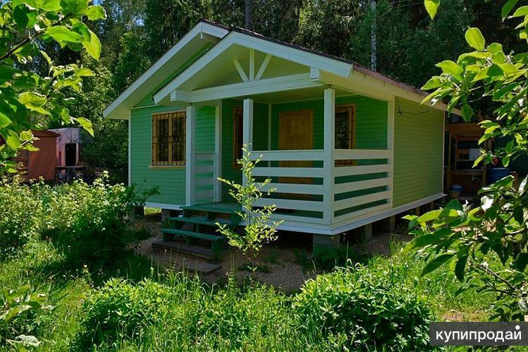 Дача под ключ в Пензе, строим домики дачные, садовые
