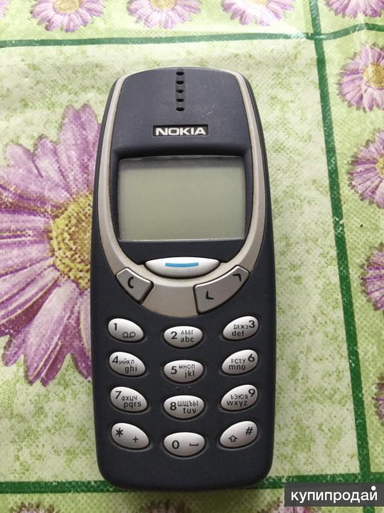 Продам сотовый телефон NOKIA 3310