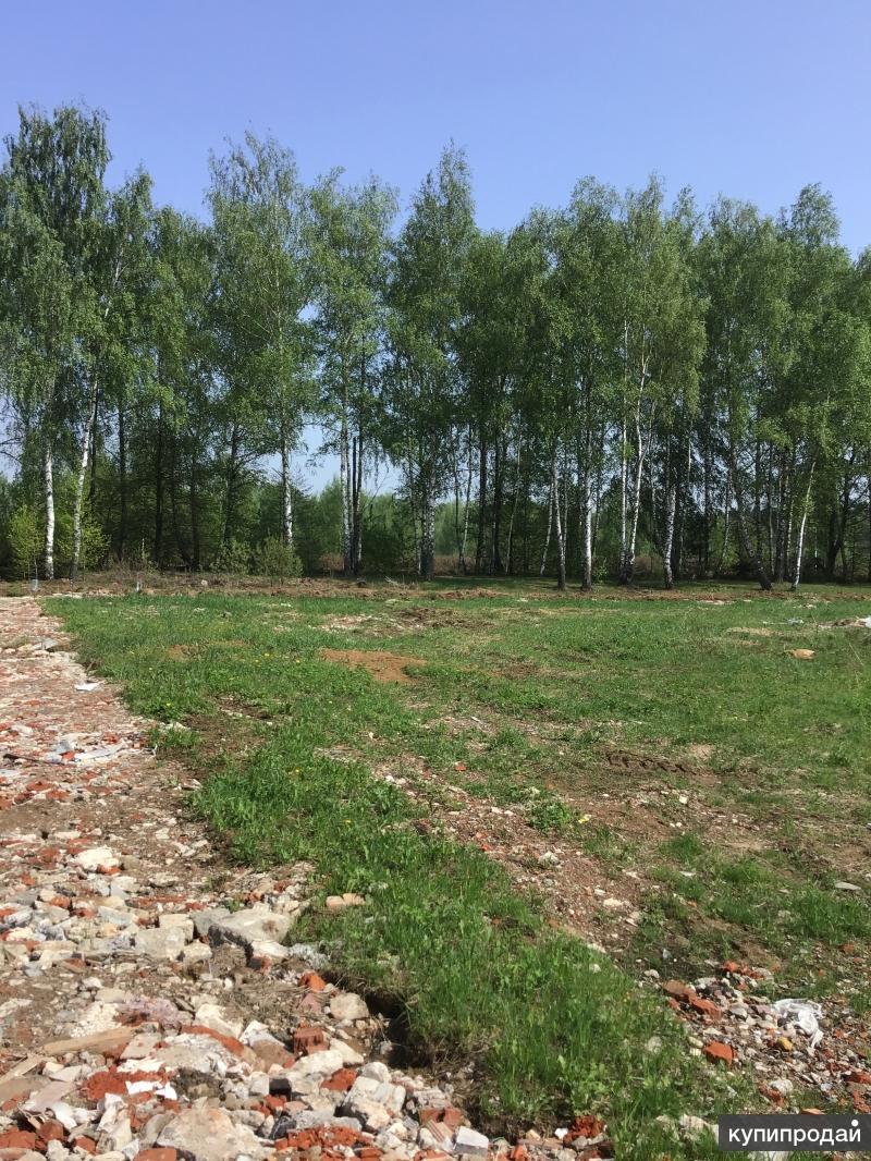 земельный участок лесной городок