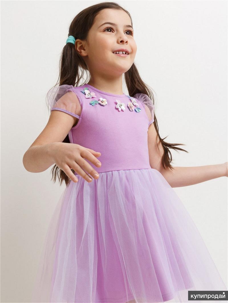 Новое платье для девочки ACOOLA