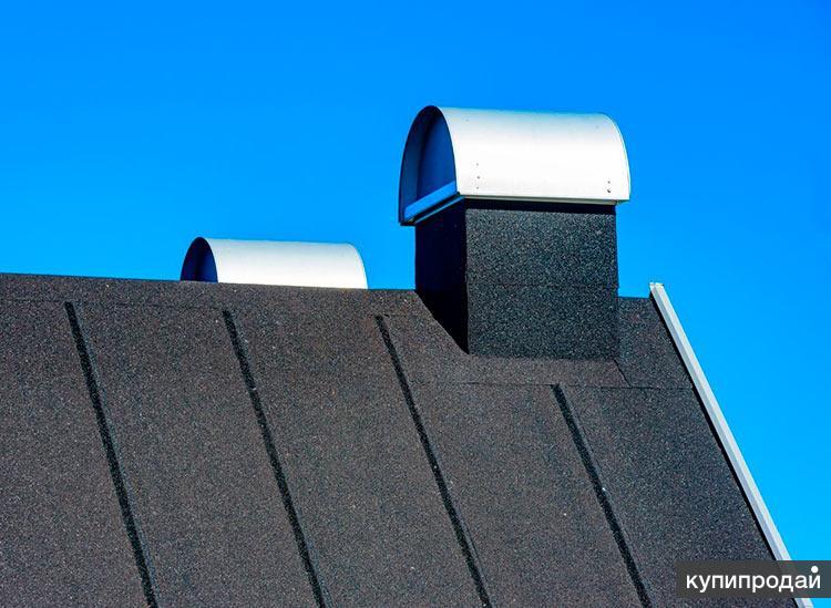 Замена рубероида на дачной крыше