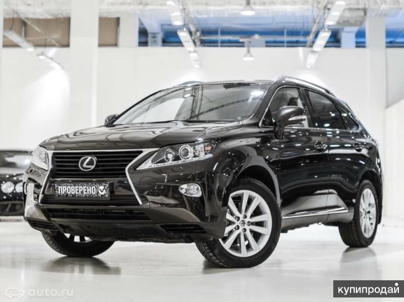 Lexus RX, 2014