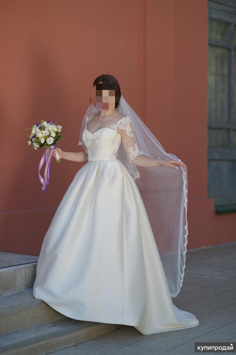"""Свадебное платье """"Одрин """""""