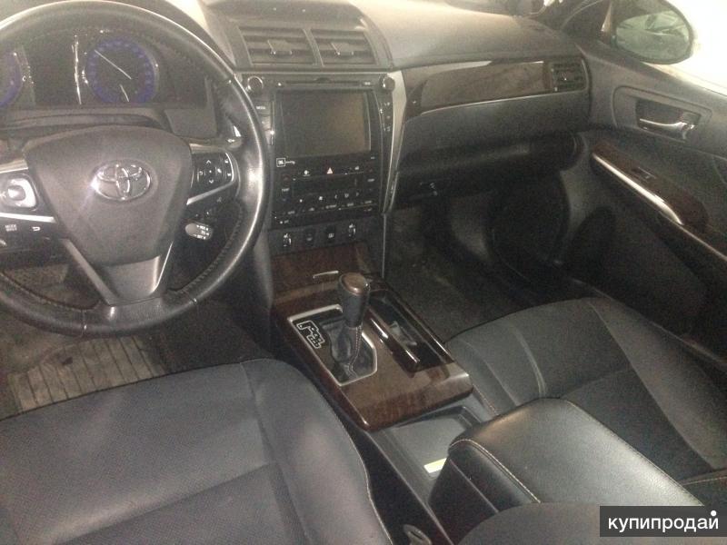 Toyota Camry, 2017 3,5литра