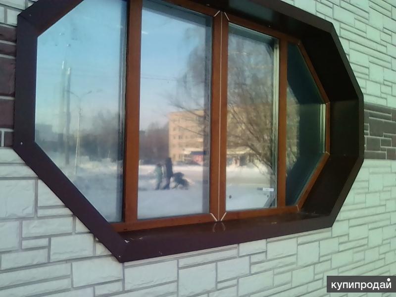 Ремонт и отделка окон и дверей