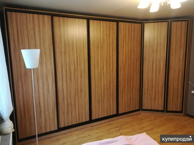 Встроенная и корпусная мебель под заказ по индивидуальным размерам