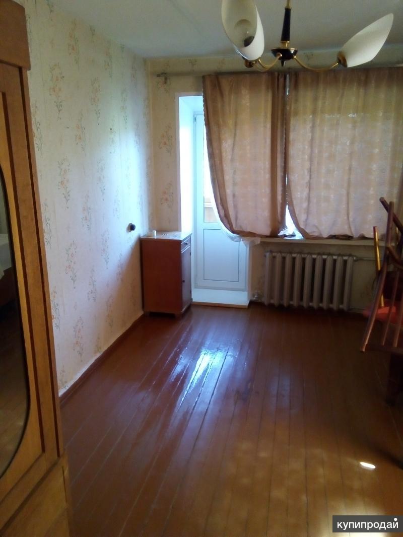 1-к квартира, 29 м2, 3/4 эт.