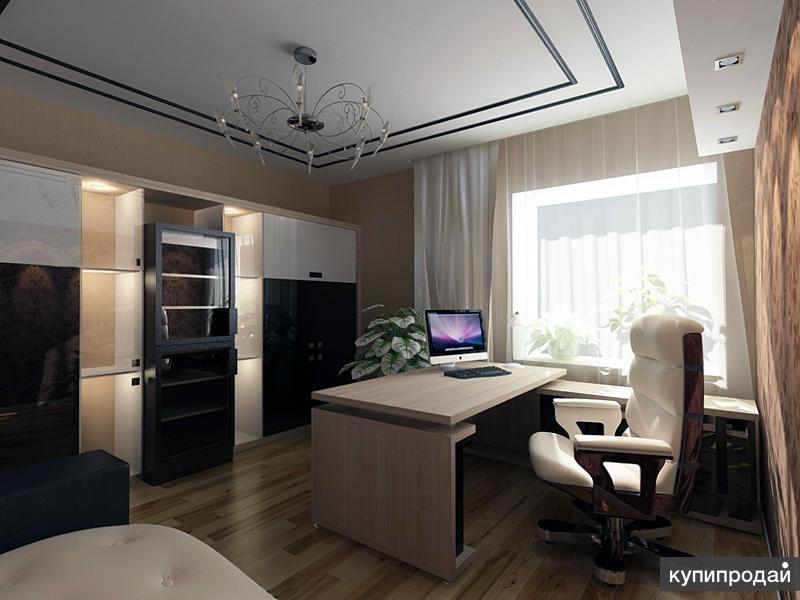 Ремонт и отделка квартир офисов под ключ