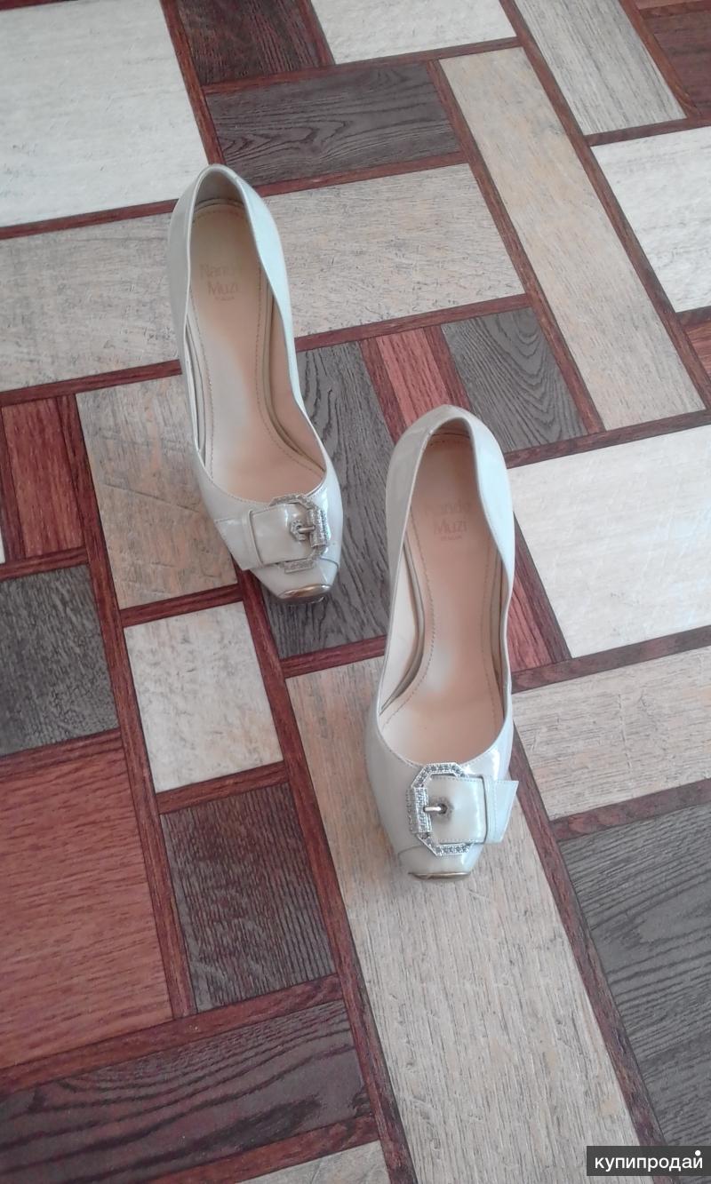 Очень крутые туфли Nando Muzi