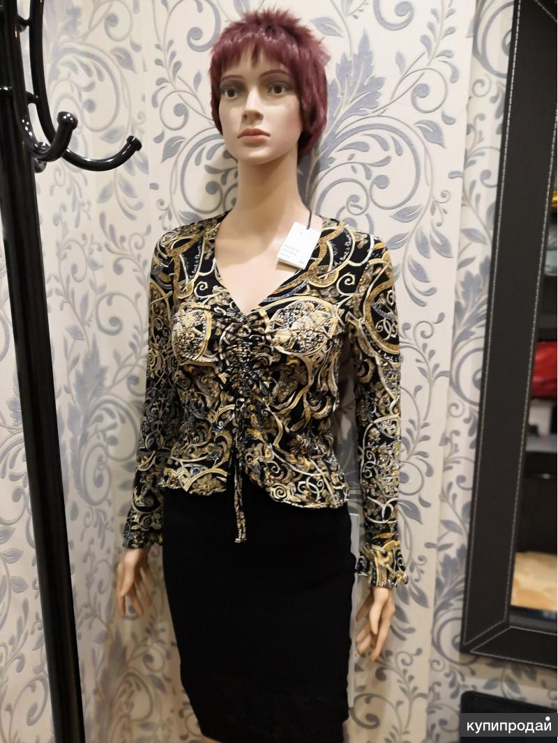 Новая эффектная блузка от H&M