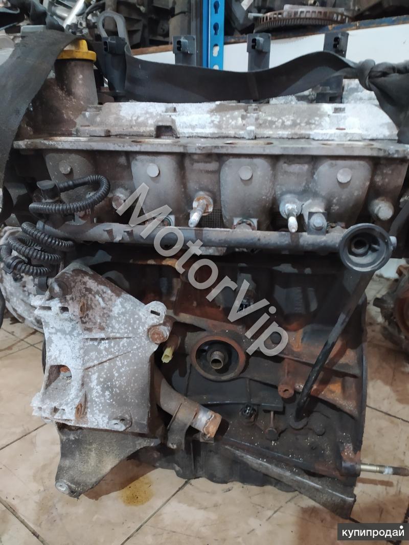 Двигатель (ДВС) Renault Megane 2 2002-2009 F4R 177r