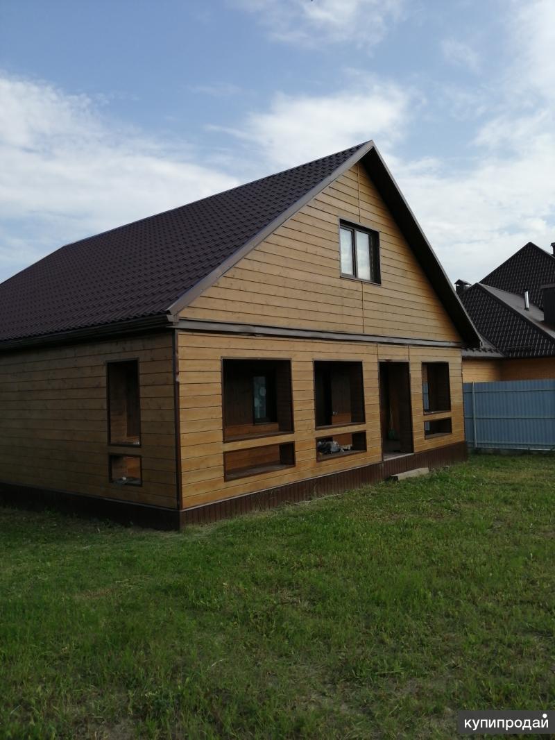 Дом 156 м2 в 5 км от г.Курска