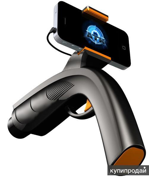 Пистолет XAPPR. Виртуально-реальные игры.