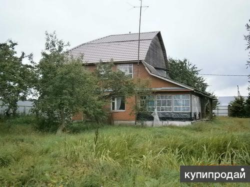 Дом 35 кв.м. с пропиской, участок 30 соток, от МКАД 50 км.