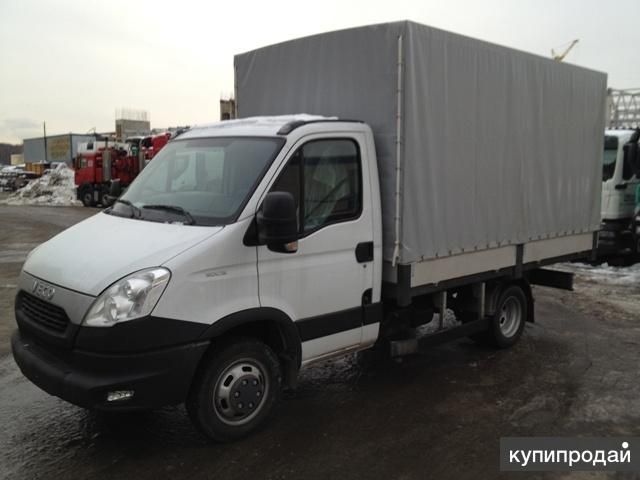 Iveco Daily 50C15 борт-тент