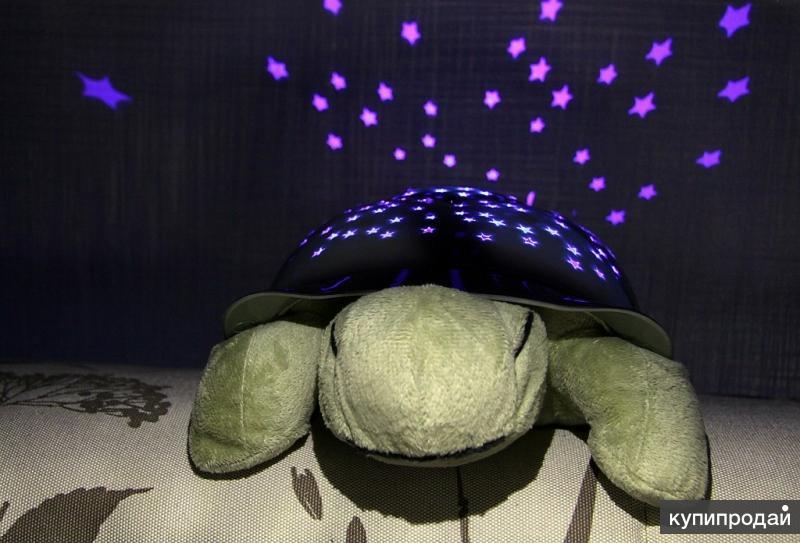 Черепаха-Проектор. Осталось 3 штуки. Успей купить