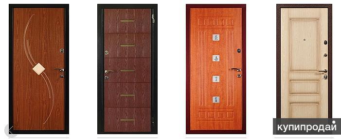 входные двери дешево оптом