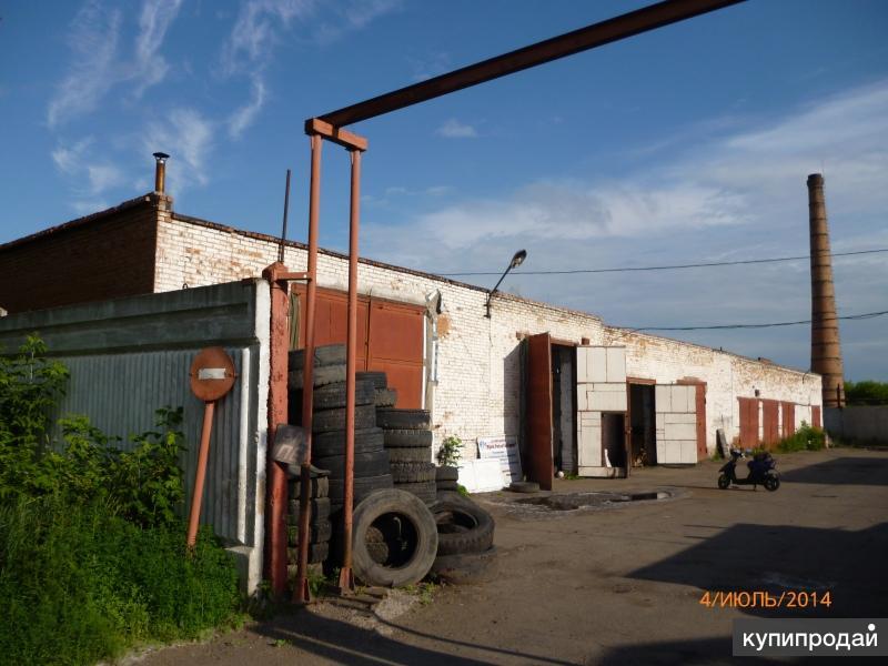 Продам гаражные боксы, бывшую АЗС