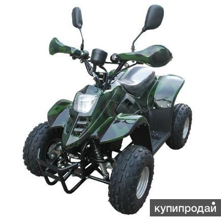 Новый детский электрический квадроцикл SHERHAN 500