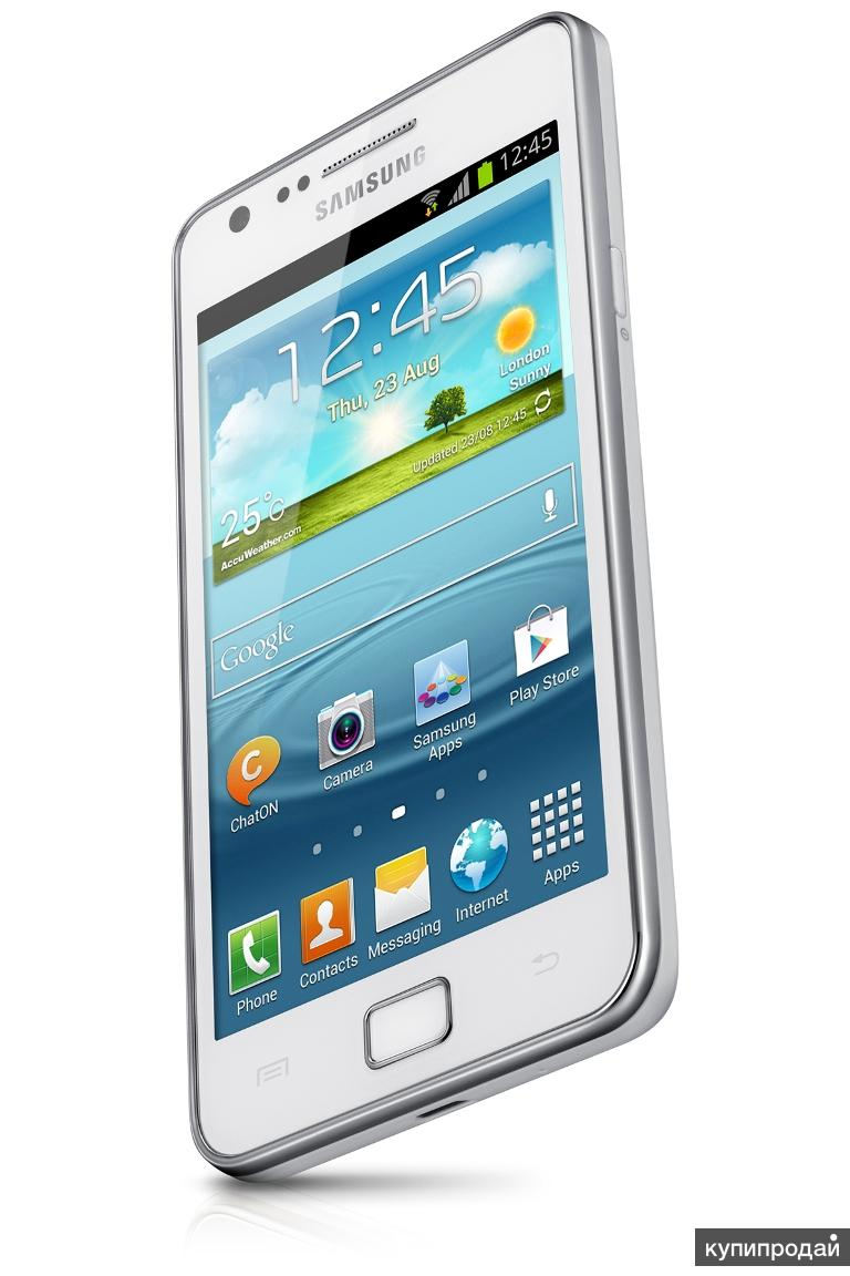 Продам Samsung galaxy S II Plus GT-I9105
