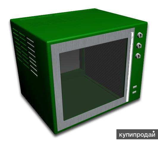 Конвекционная печь-витрина PL-KP-3