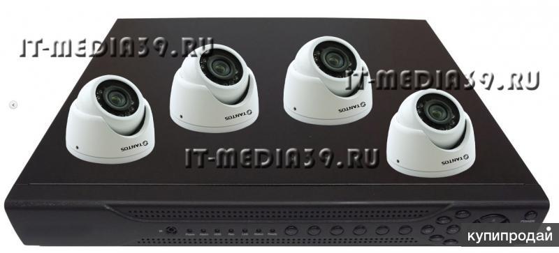 Продажа и монтаж систем видеонаблюдения, охранных сигнализаций.