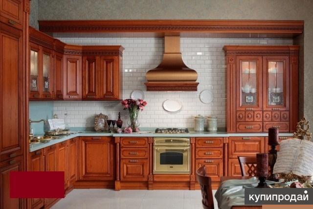 Кухонный гарнитур Венская ночь