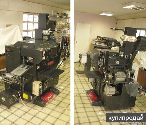 флексопечатное оборудование для печати штрихкодов