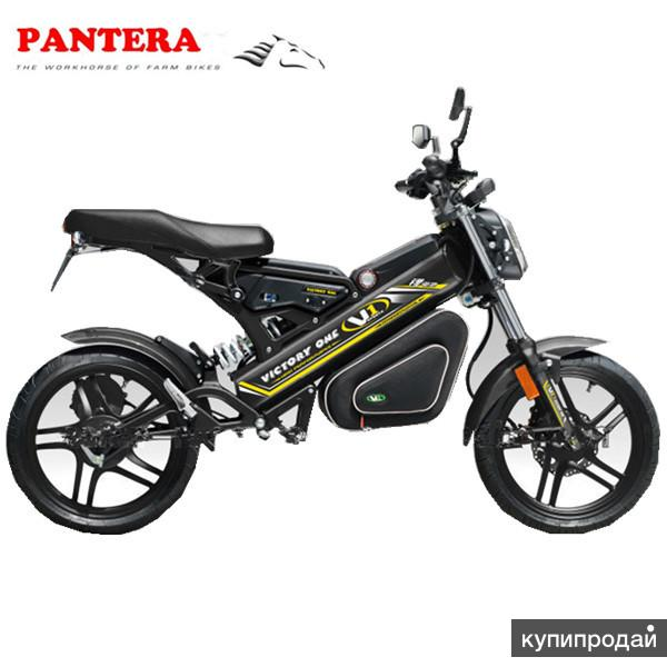 4-тактный алюминиевый складной электро мотоцикл