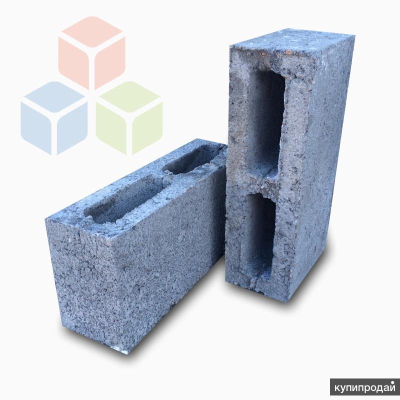 керамзитобетонные блоки 20х20х40