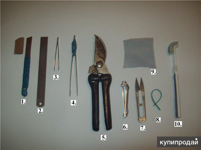 Профессиональная заточка режущих инструментов.